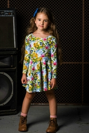 Rock Your Baby Free Range Dress - Front full body
