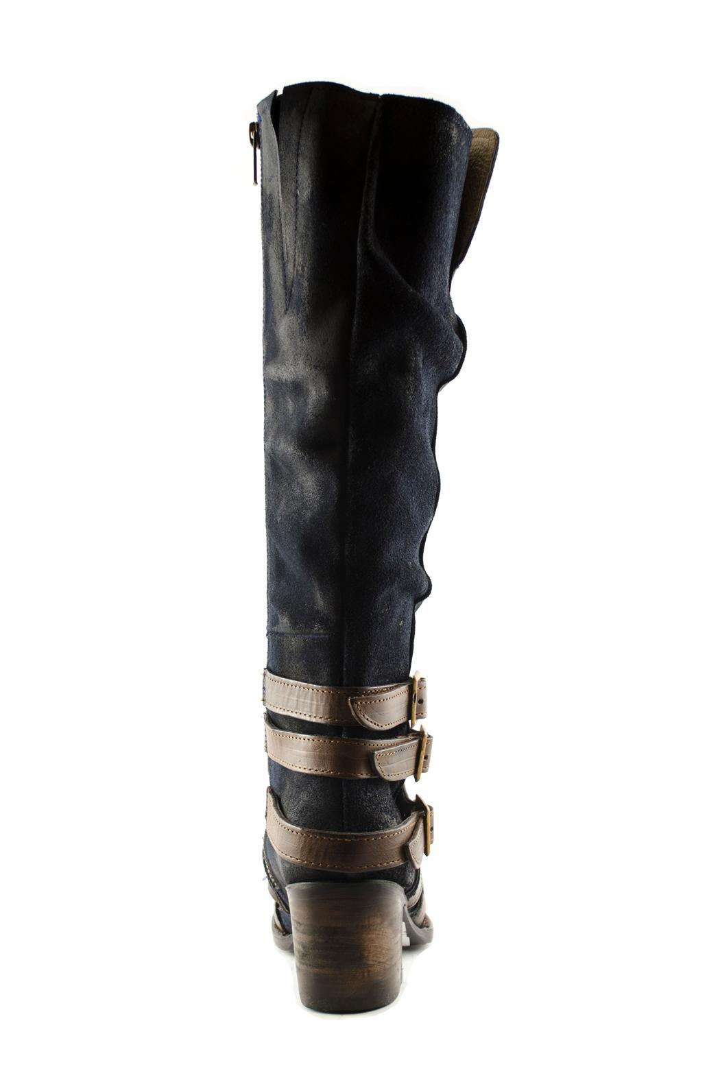 Free Bird Jules Strappy Boot - Back Cropped Image