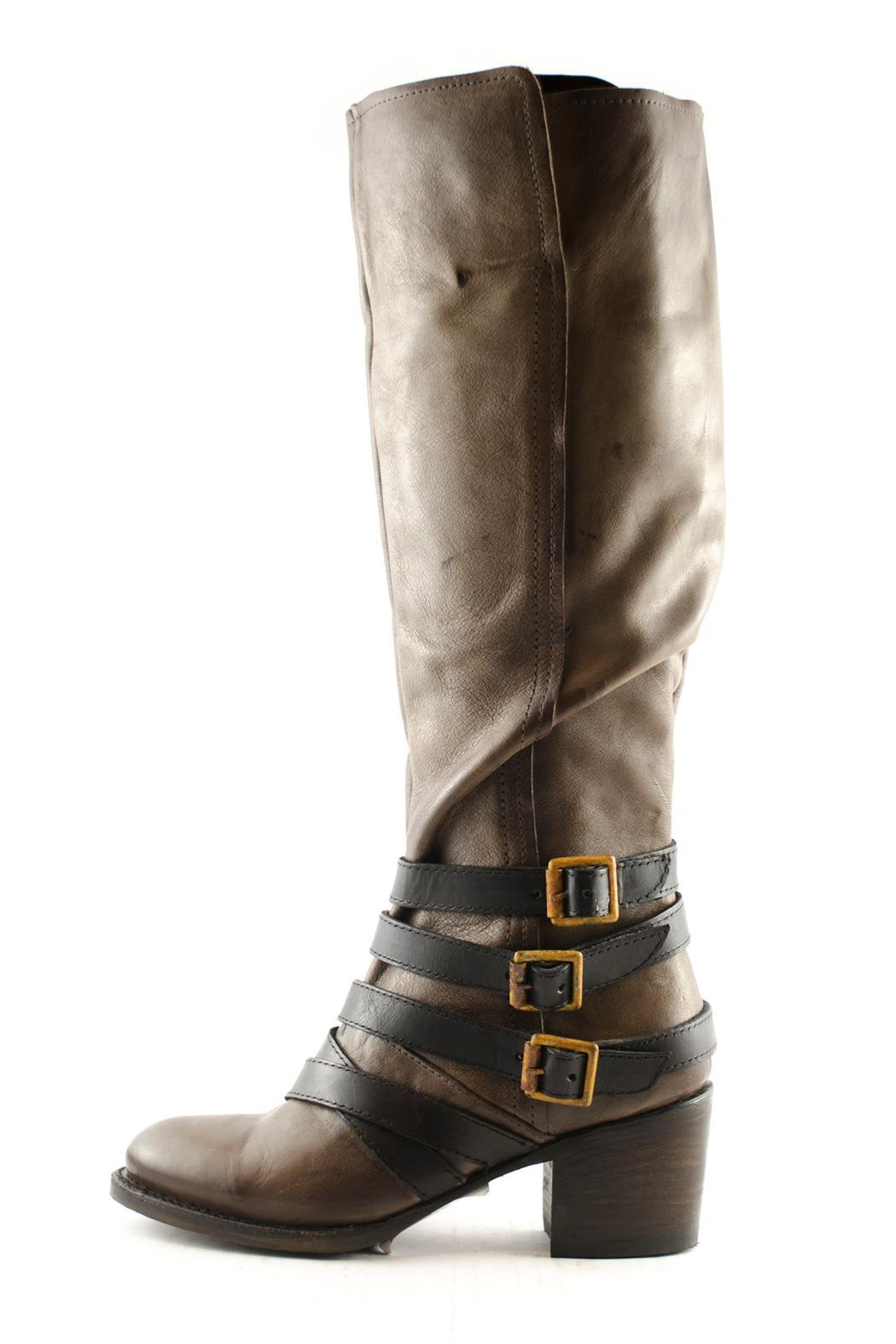 Free Bird Jules Strappy Boot - Front Cropped Image