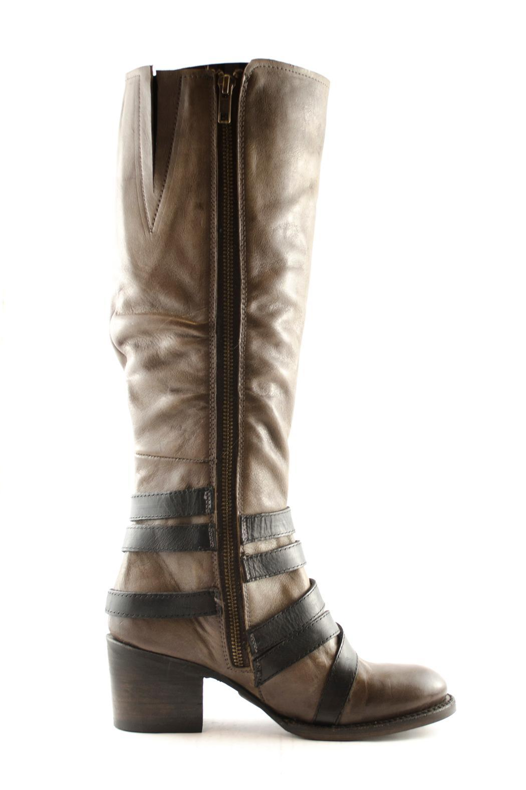 Free Bird Jules Strappy Boot - Side Cropped Image