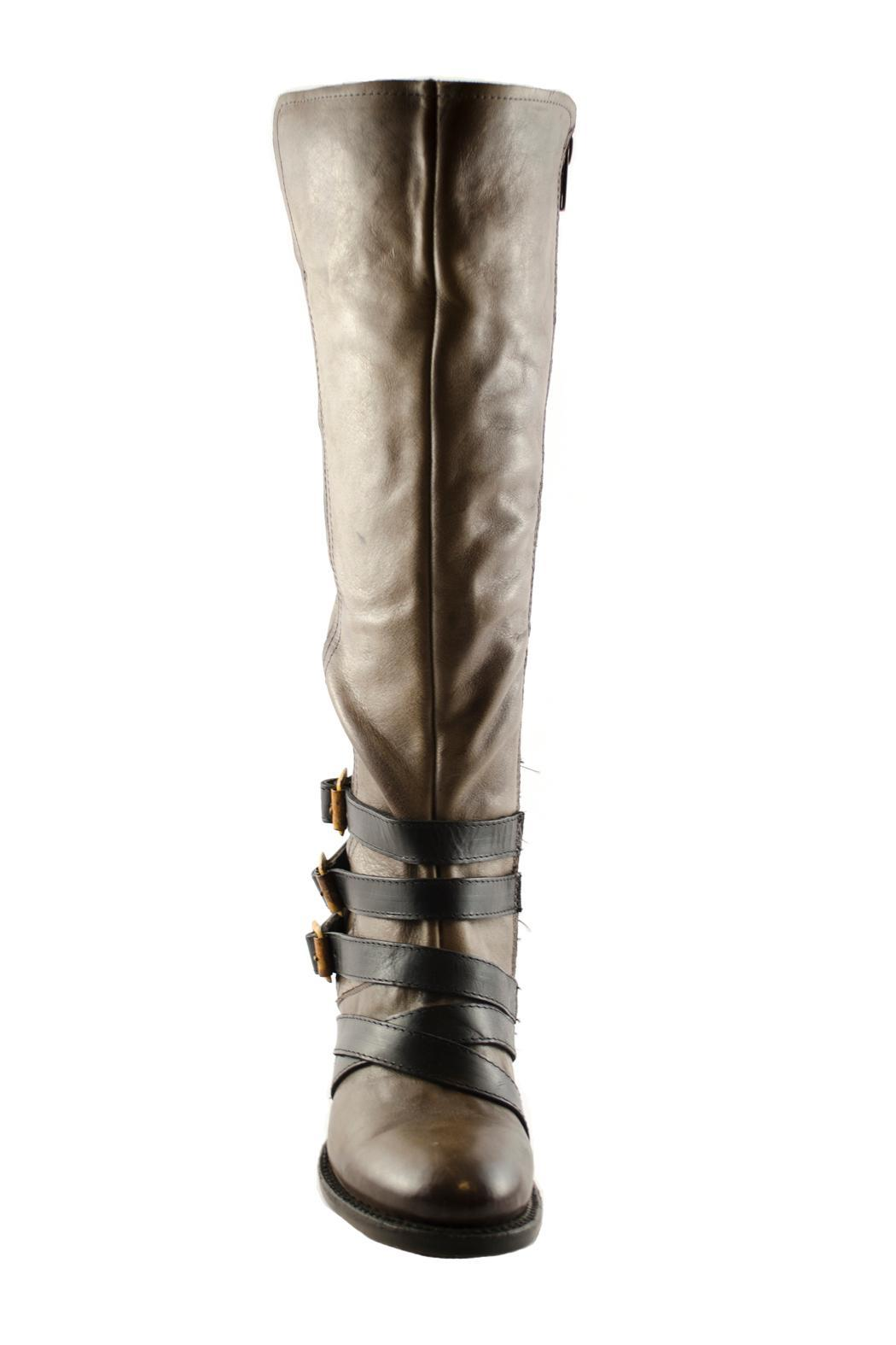 Free Bird Jules Strappy Boot - Front Full Image