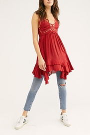 Free People Adella Slip Dress - Product Mini Image