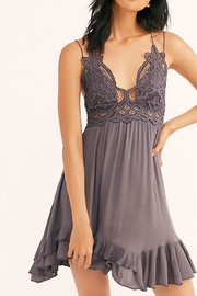 Free People Adella Slip Dress - Front cropped