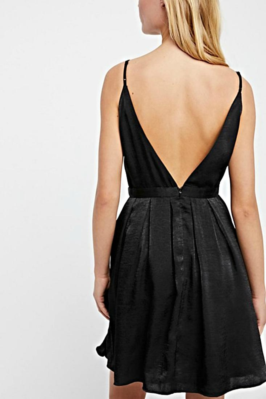 Free People All Night Mini - Front Full Image