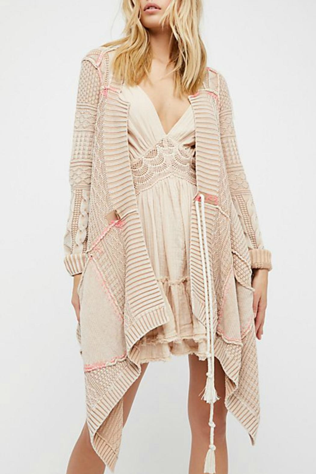 Free People All Washed Out-Cardi - Main Image