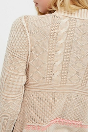 Free People All Washed Out-Cardi - Back cropped