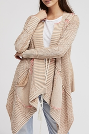Free People All Washed-Out Cardigan - Product Mini Image