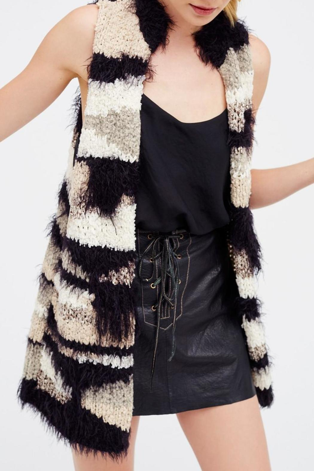 Free People Amazing Lux Vest - Main Image