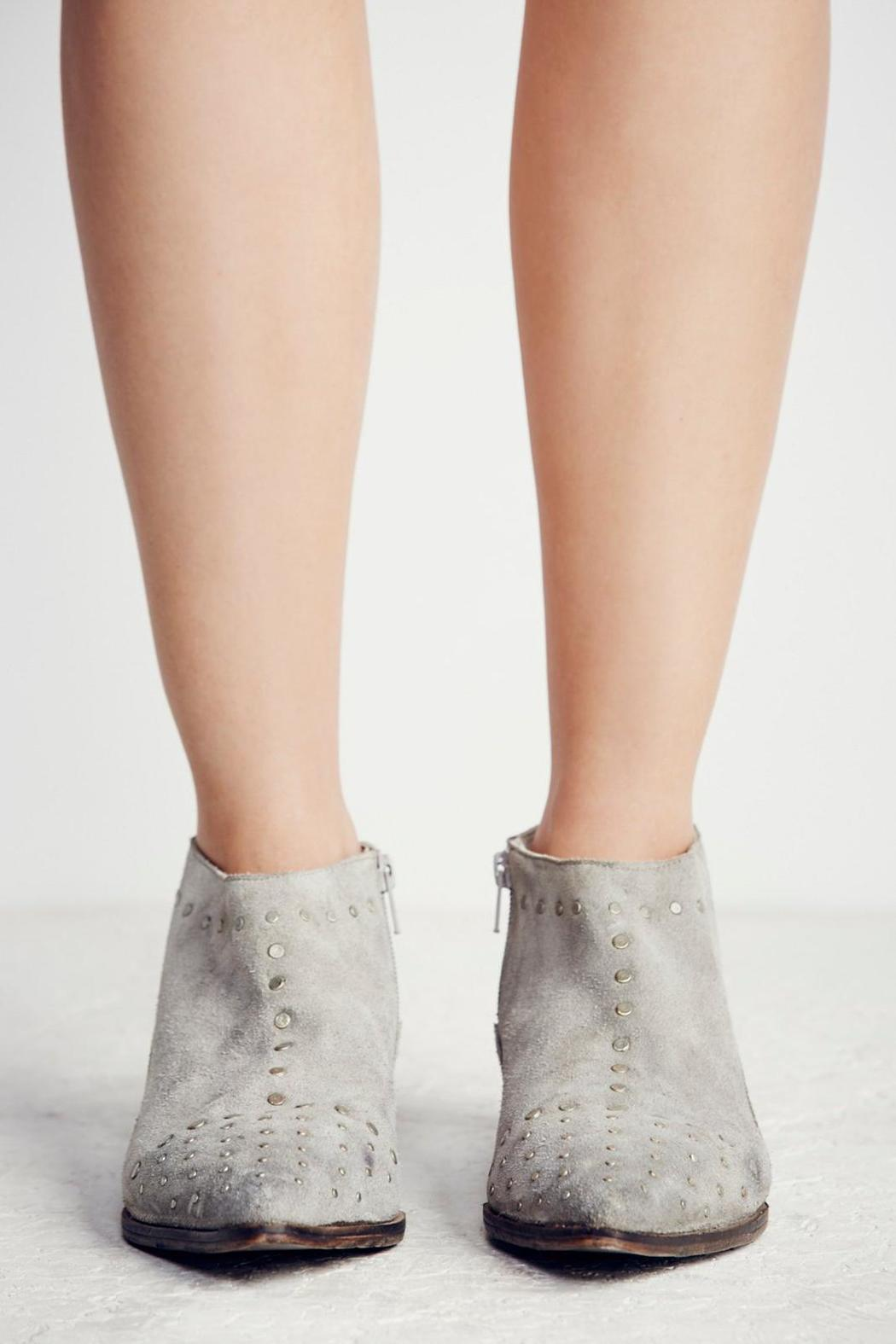 Free People Aquarian Ankle Booties - Front Full Image