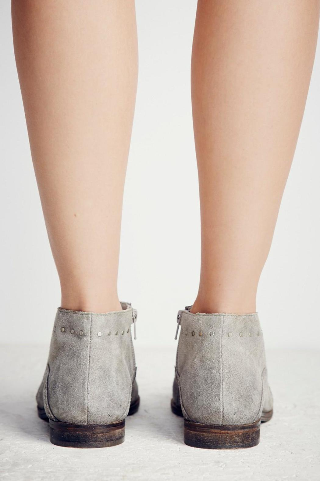 Free People Aquarian Ankle Booties - Side Cropped Image