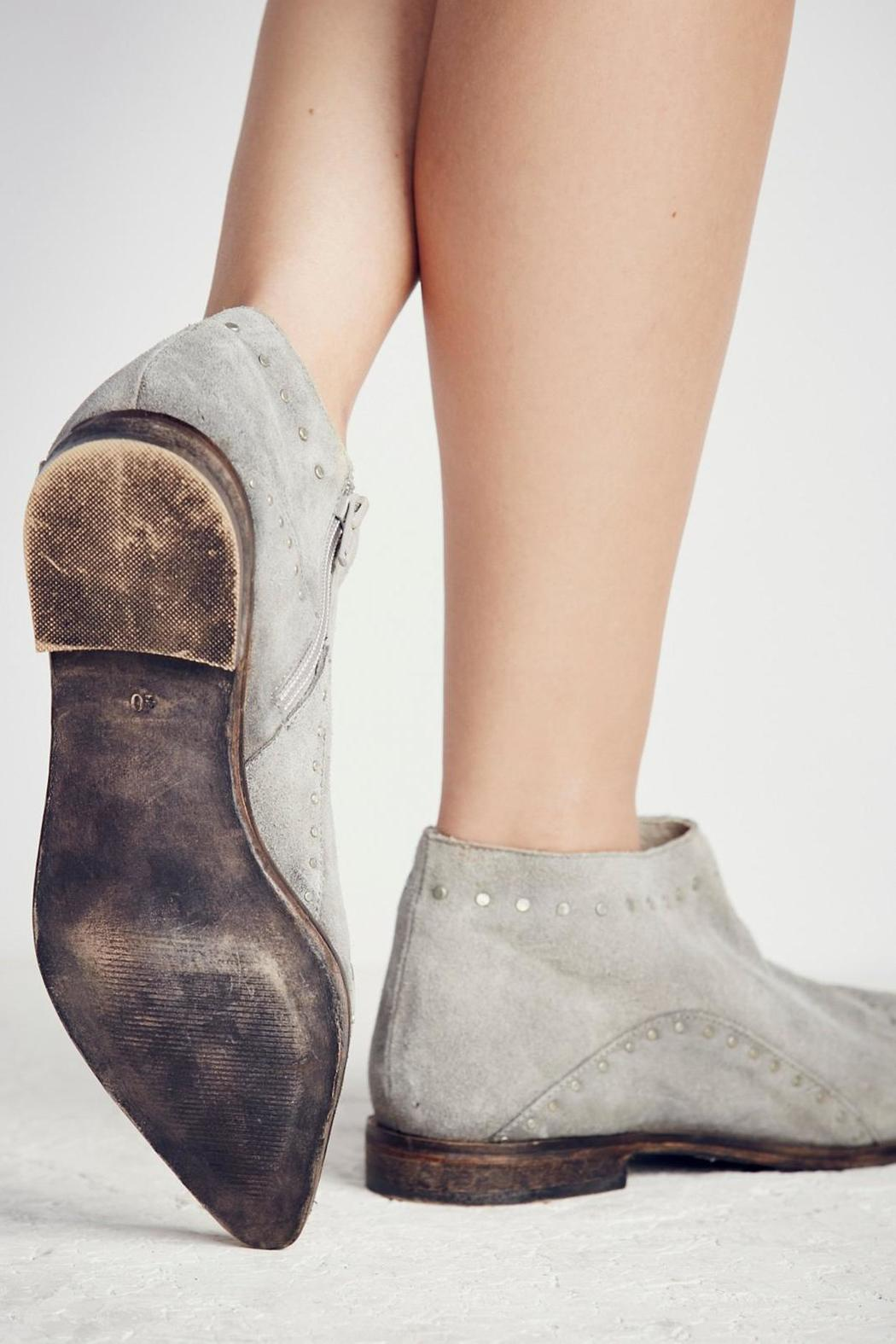 Free People Aquarian Ankle Booties - Back Cropped Image