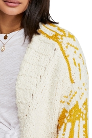 Free People Astrid Cardigan - Back cropped