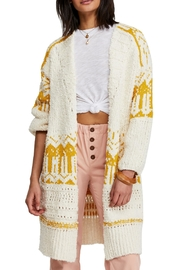 Free People Astrid Cardigan - Product Mini Image