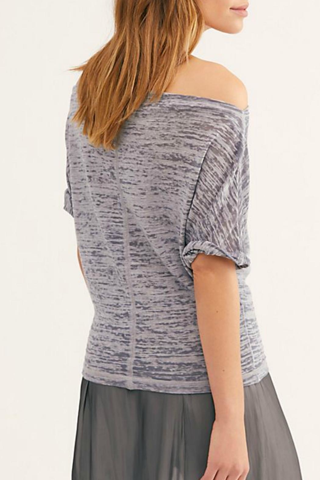 Free People Astrid Tee - Front Full Image