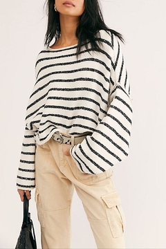 Free People Bardot Sweater - Product List Image