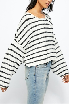 Free People Bardot Sweater - Alternate List Image
