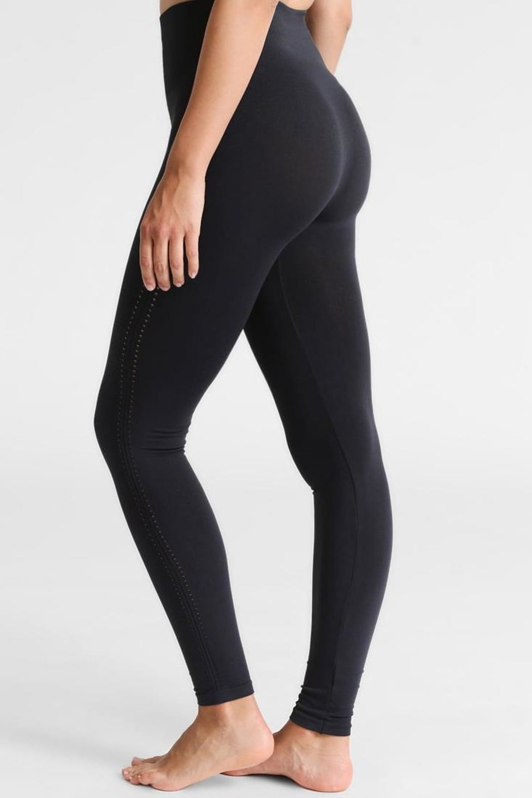 Free People Barely There Leggings - Front Full Image