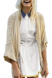 Free People Beach House Cardigan - Front cropped