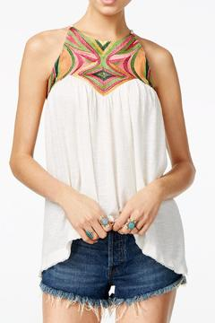 Shoptiques Product: Beautifully Embroidered Top