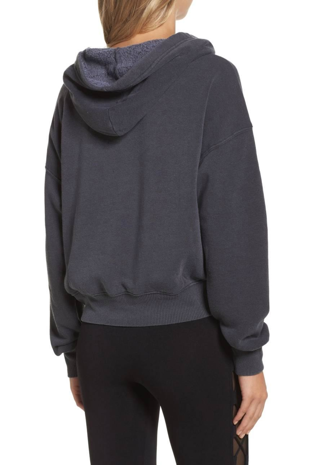 Free People Believer Hoodie - Front Full Image