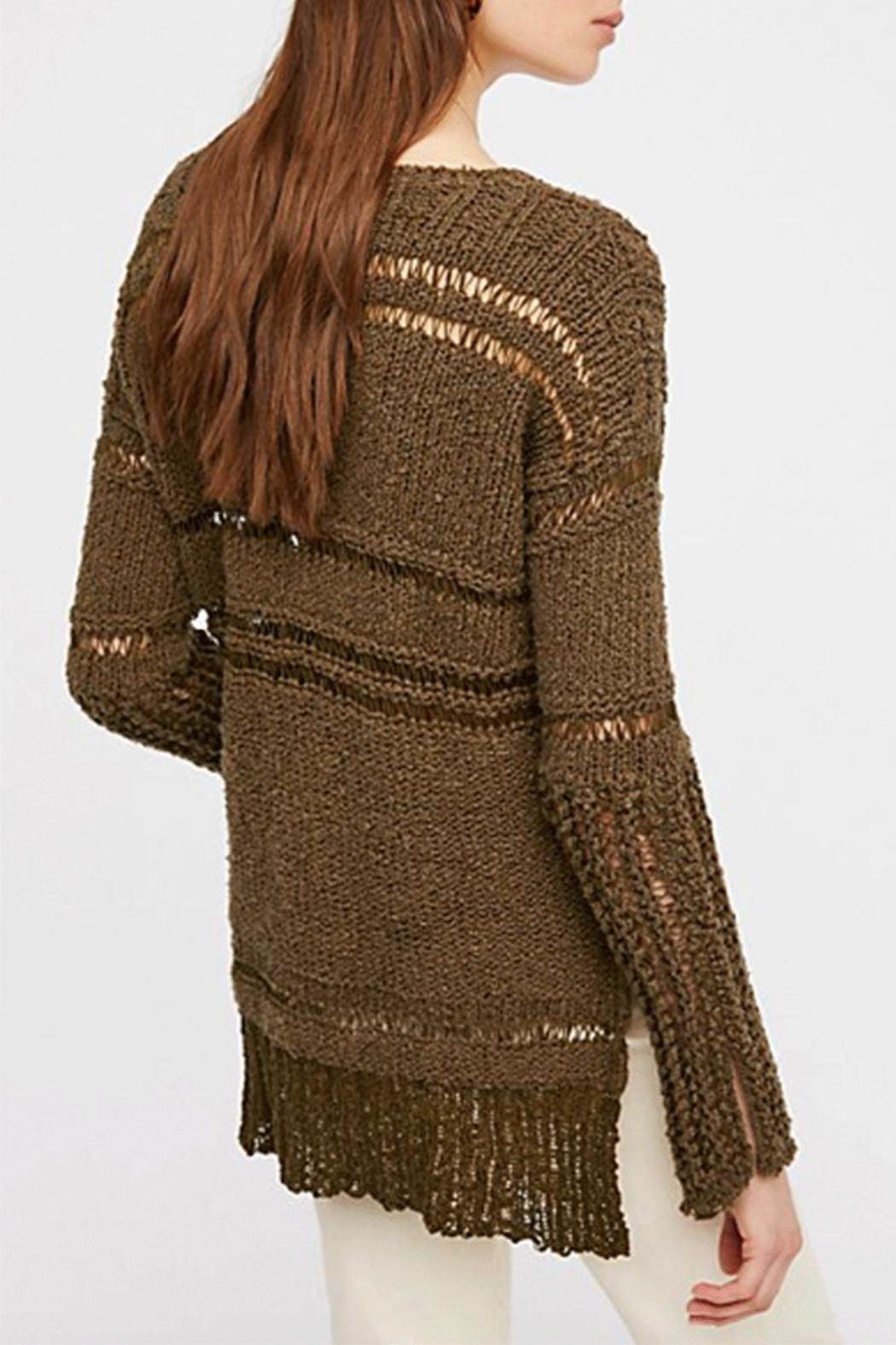 Free People Belong To You Sweater - Front Full Image