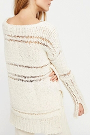 Free People Belong To You Sweater - Front full body
