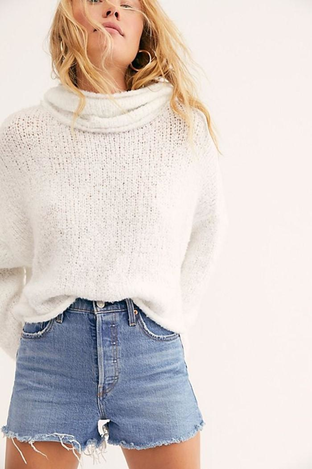 Free People Bff Sweater - Front Full Image