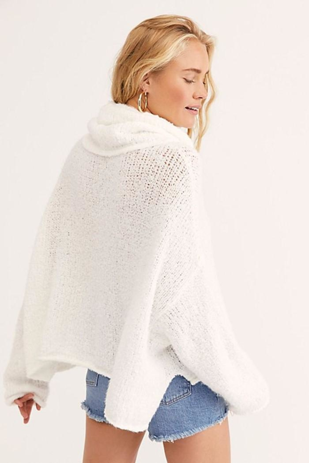 Free People Bff Sweater - Side Cropped Image