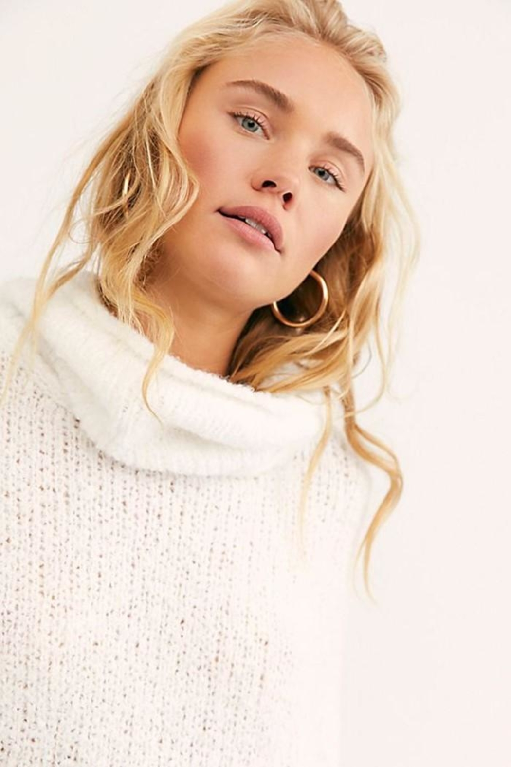 Free People Bff Sweater - Back Cropped Image