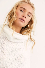 Free People Bff Sweater - Back cropped