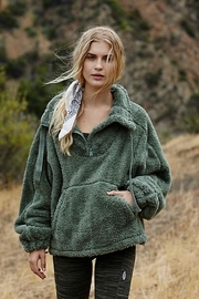 Free People Big Sky Pullover - Front cropped