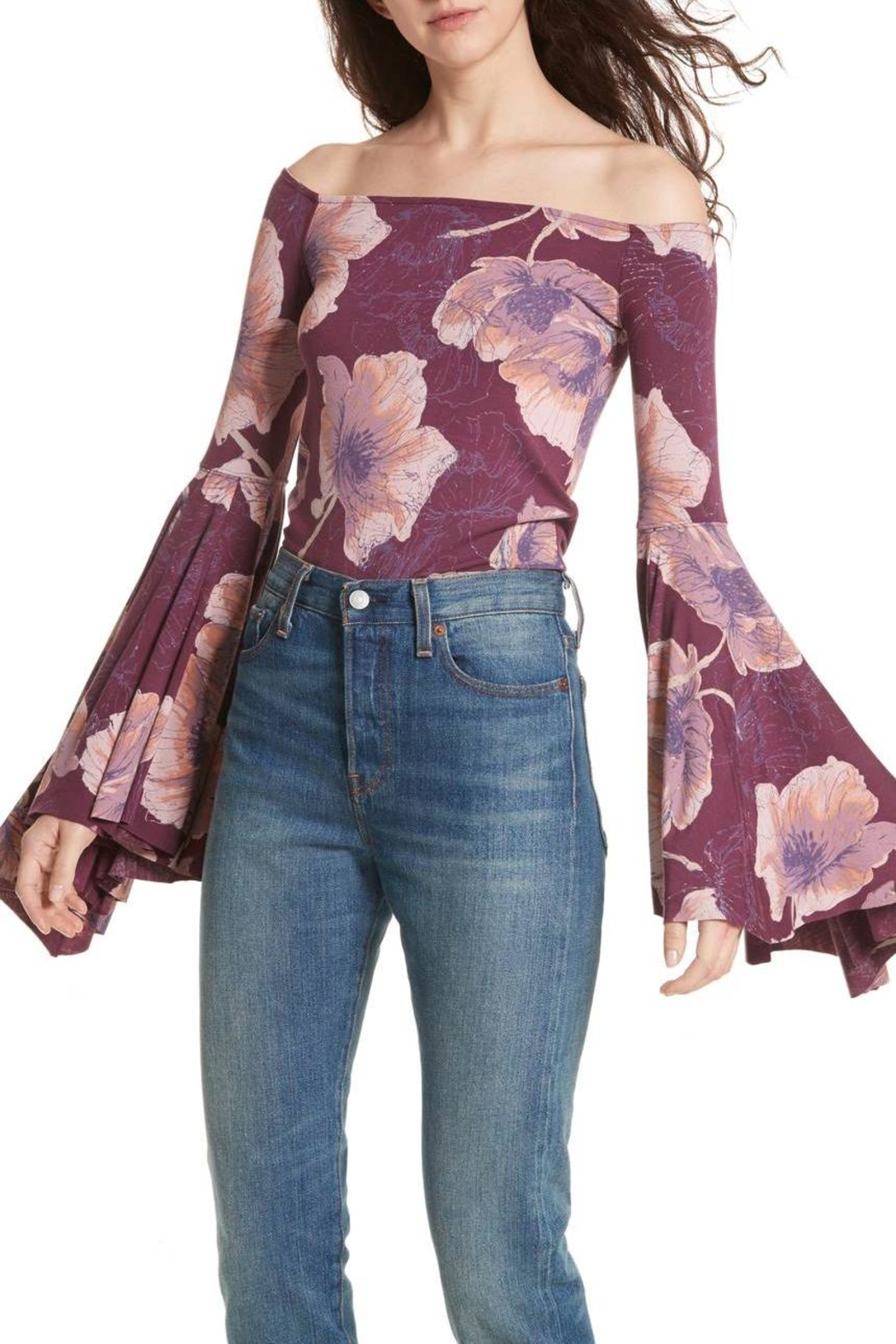 Free People Birds Of Paradise - Front Cropped Image