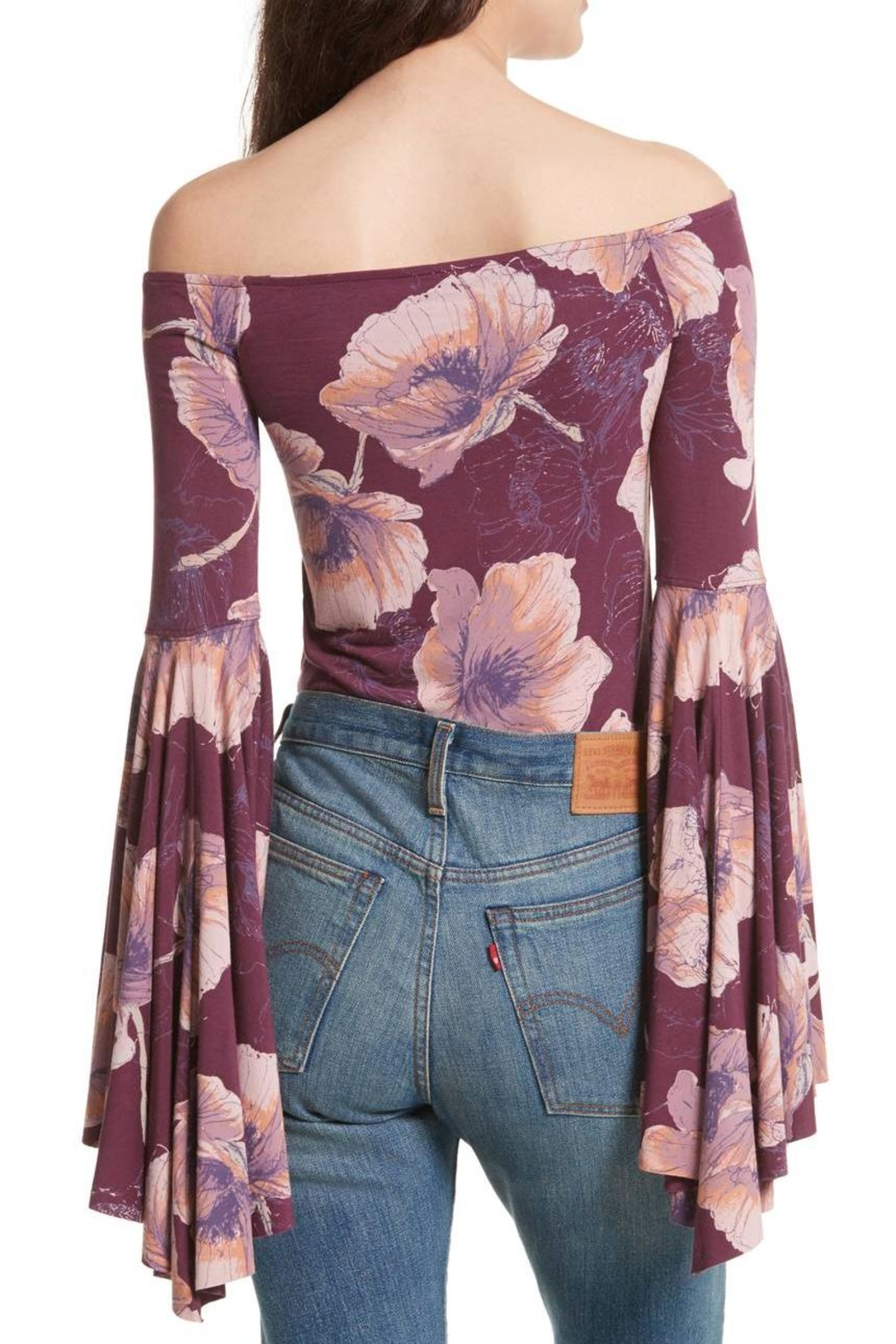 Free People Birds Of Paradise - Front Full Image