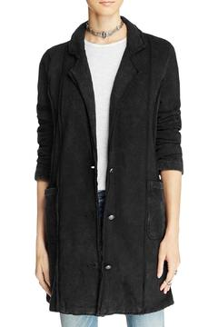 Shoptiques Product: Black Effortless Jacket