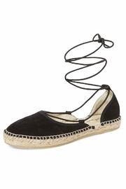Free People Black Flat Espadrille - Product Mini Image