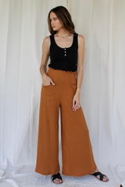 Free People Blissed Out Pants - Product Mini Image
