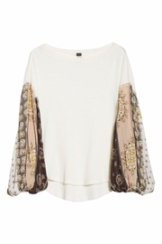 Free People Blossom Thermal Top - Product Mini Image