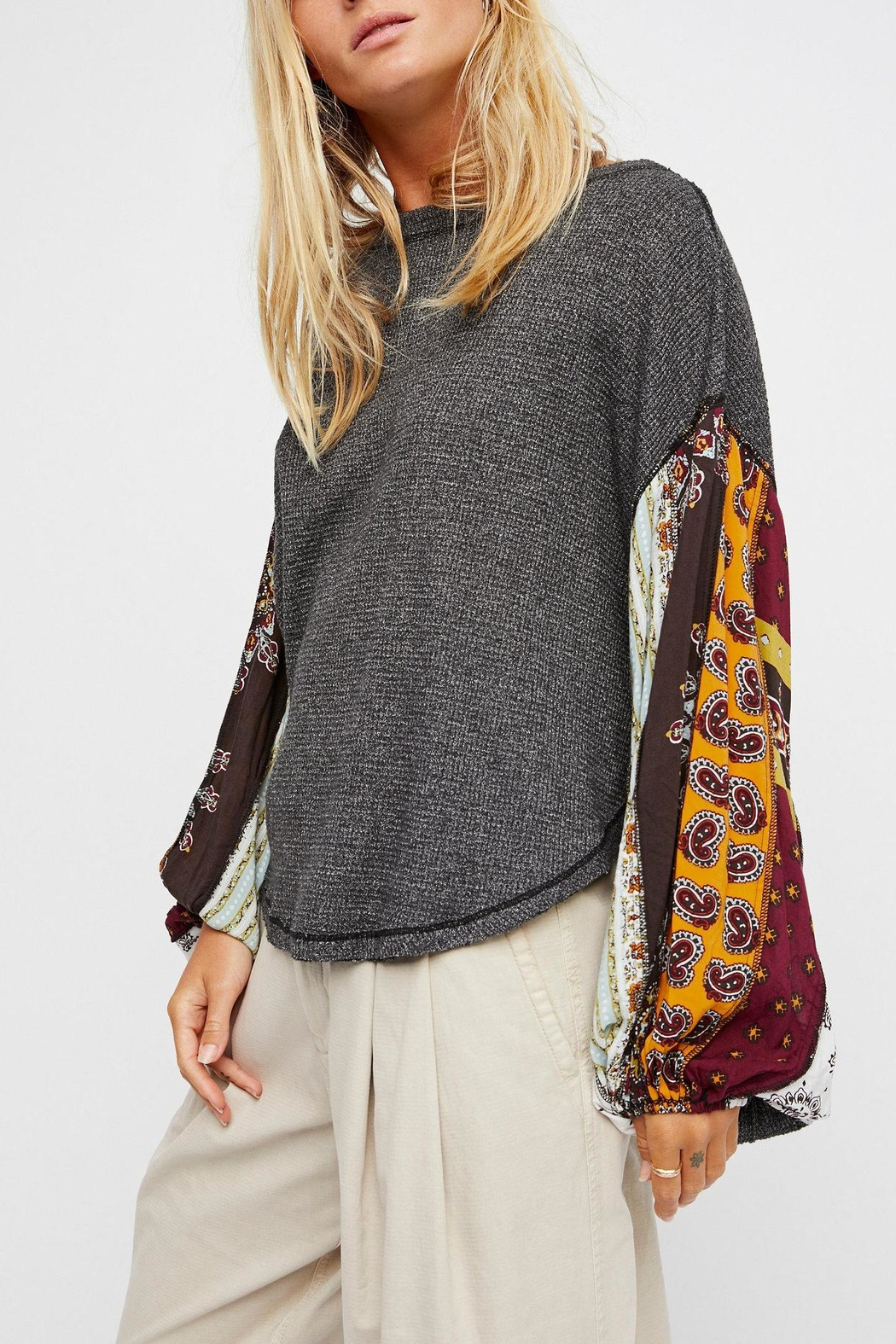 Free People Blossom Thermal Top - Main Image