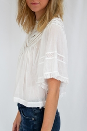 Free People White Summer Top - Front full body