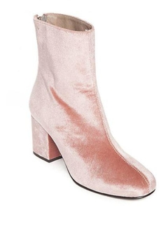Shoptiques Product: Blush Ankle Boot