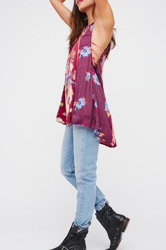 Free People Boho Print Tunic Top - Product List Image