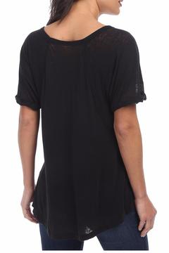 Shoptiques Product: Burnout V Neck Tee