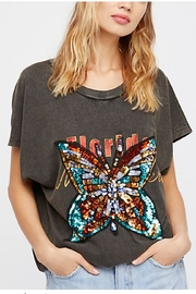 Free People Butterfly Valentine Tee - Product Mini Image