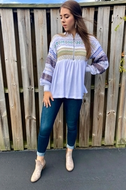 Free People Cabin Fever Top - Product Mini Image