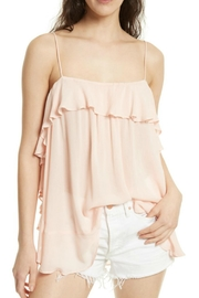Free People Cascades Pink Cami - Product Mini Image