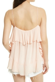 Free People Cascades Pink Cami - Front full body