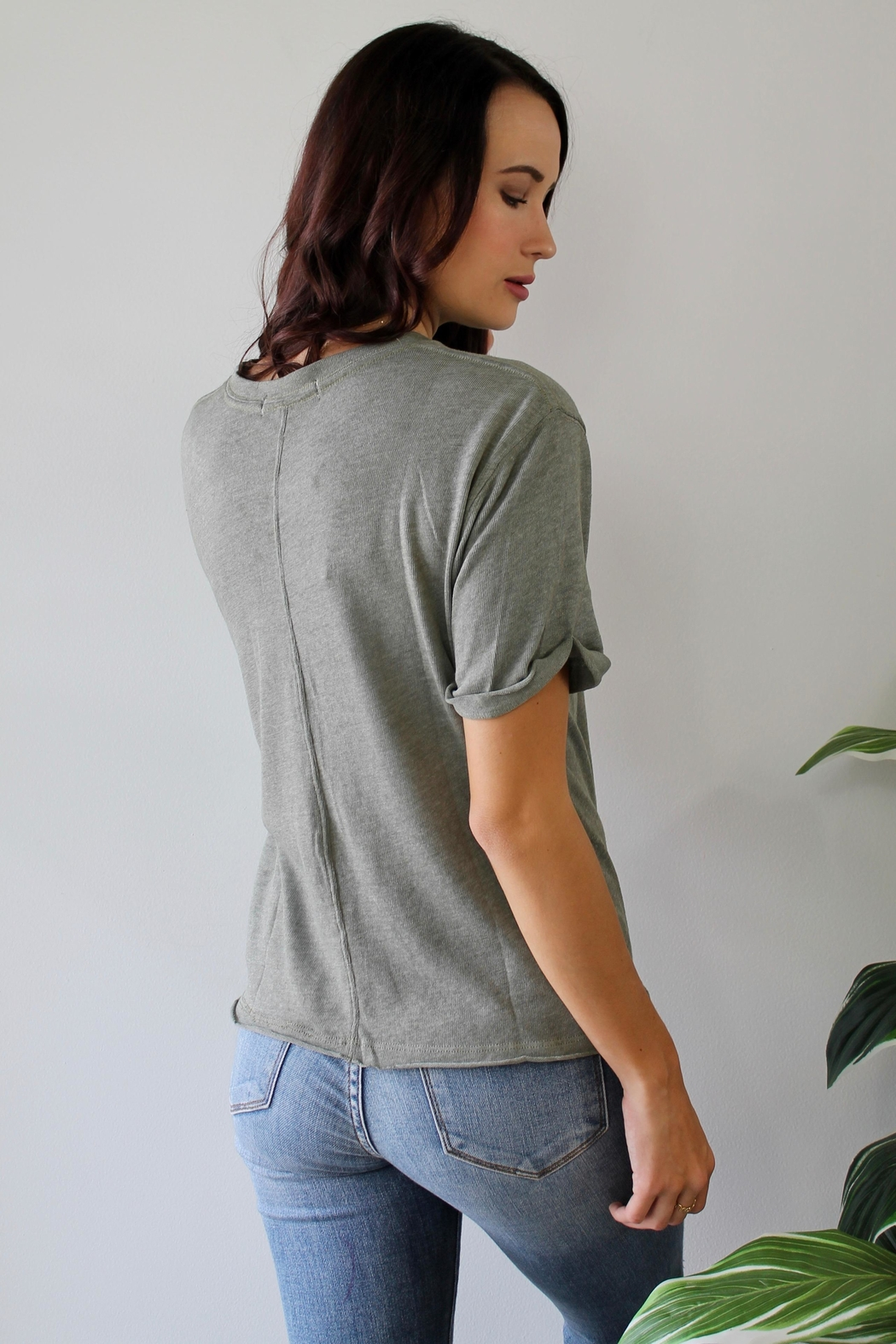 Free People Cassidy Tee - Front Full Image