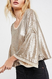 Free People Champagne Dreams Tee - Product Mini Image