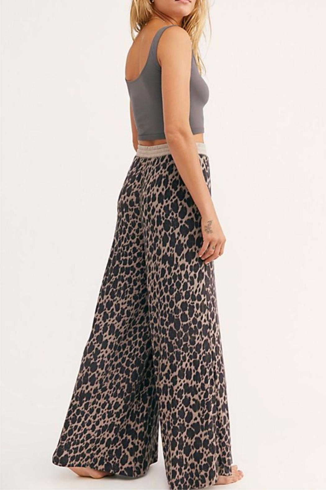Free People Cheet Day Pants - Front Full Image