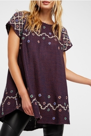 Free People Clouds Top - Product Mini Image